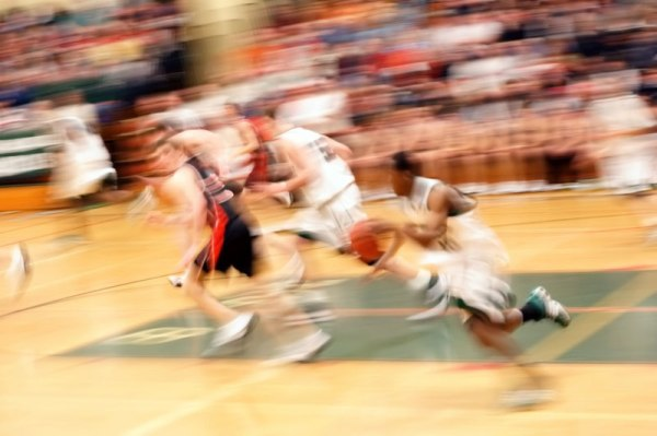 speed and determination the basketball profile